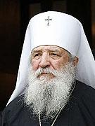 Первоиерарх Русской Зарубежной Церкви митрополит Лавр посетил Свято-Тихоновский университет